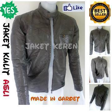Supplier Jaket Kulit Asli Murah  Distributor Jaket Kulit asli Bandung