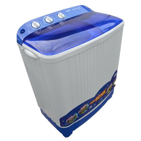 Akari Mesin Cuci 2 Tabung 7,5 kg AWM-8010K - Biru