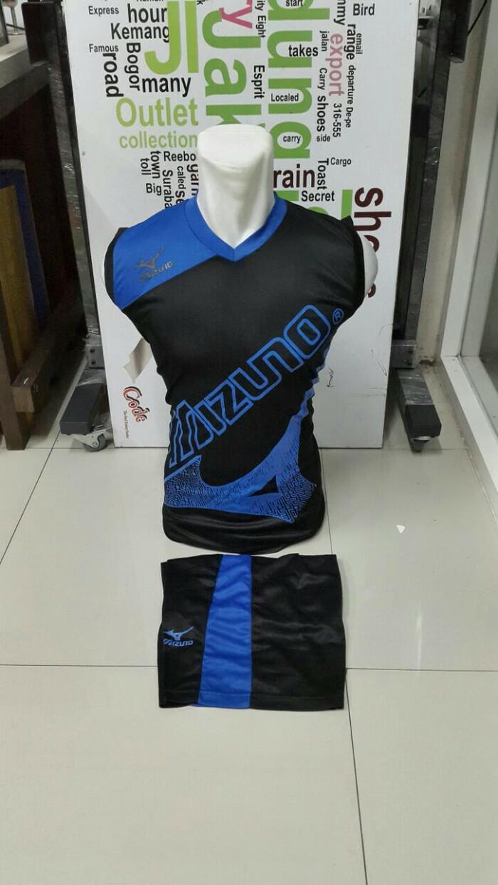 HOT SPESIAL!!! Setelan singlet mizuno / kostum voly / kaos olahraga / baju olahraga - M8wc2V