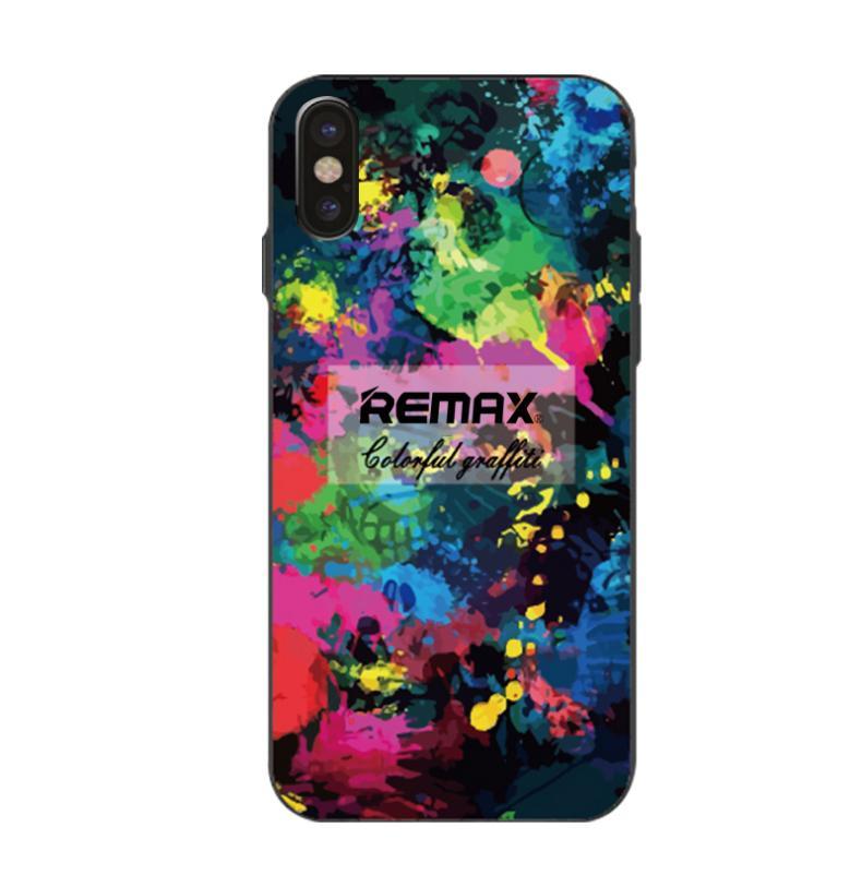 Remax Selubung Ponsel X10 Silikon Baru Apple Set