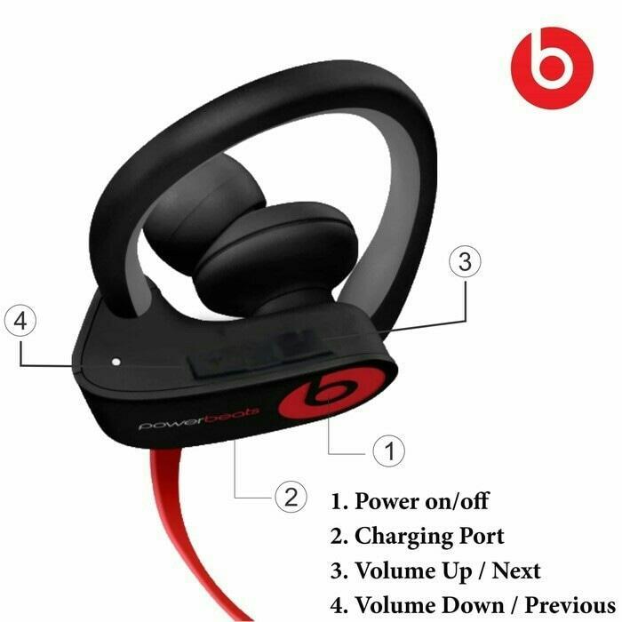 Headset Bluetooth Beats Sport - Handsfree Wireless Beats OEM
