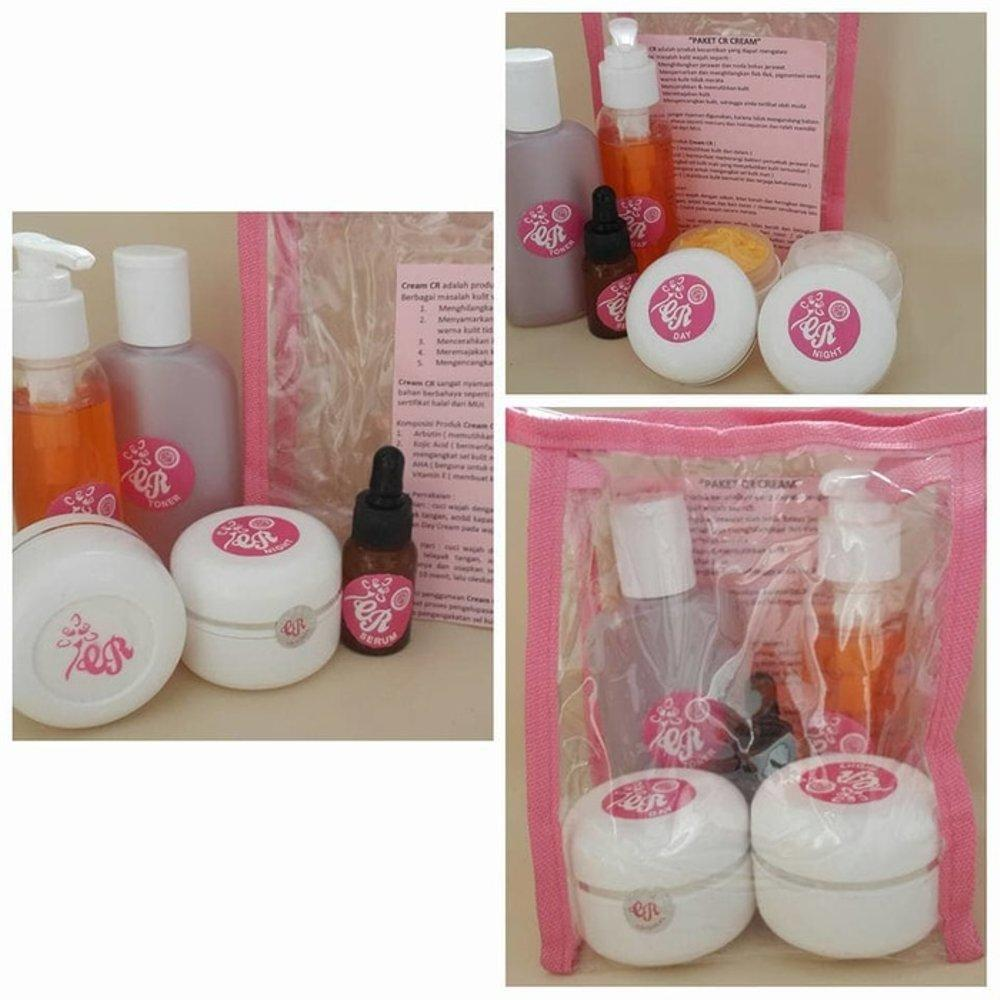 Paket Cream CR Pink Original 5 in 1 (2 Paket)