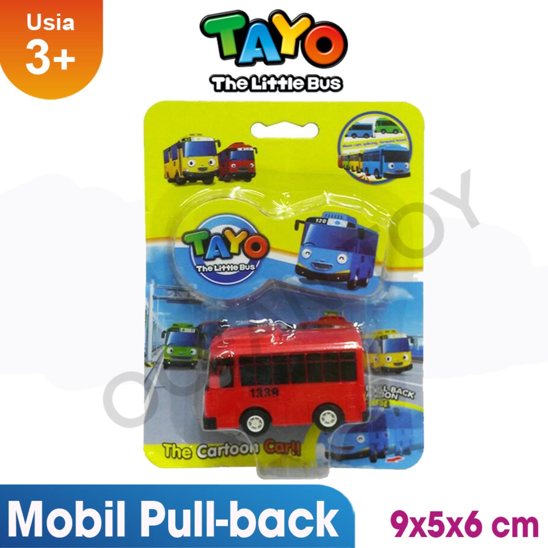Mainan Murah Mobil Tayo Lazada Birthday Promo