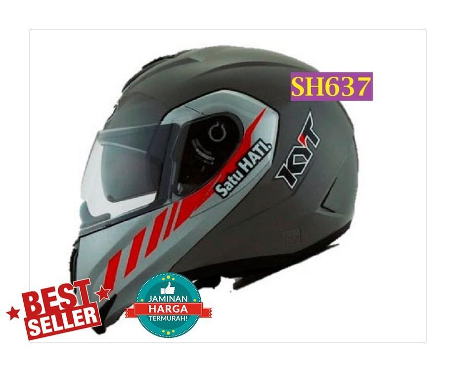 Helm Honda Full Face RRX KYT Ukuran M L XL - SH637