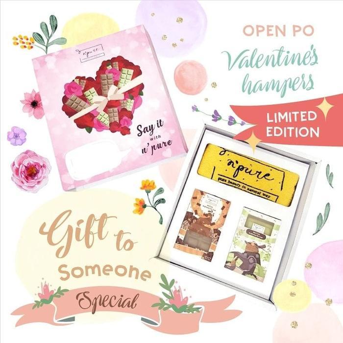 Termurah [N'PURE] Npure Paket Valentine Gift / Murah dan Cakep