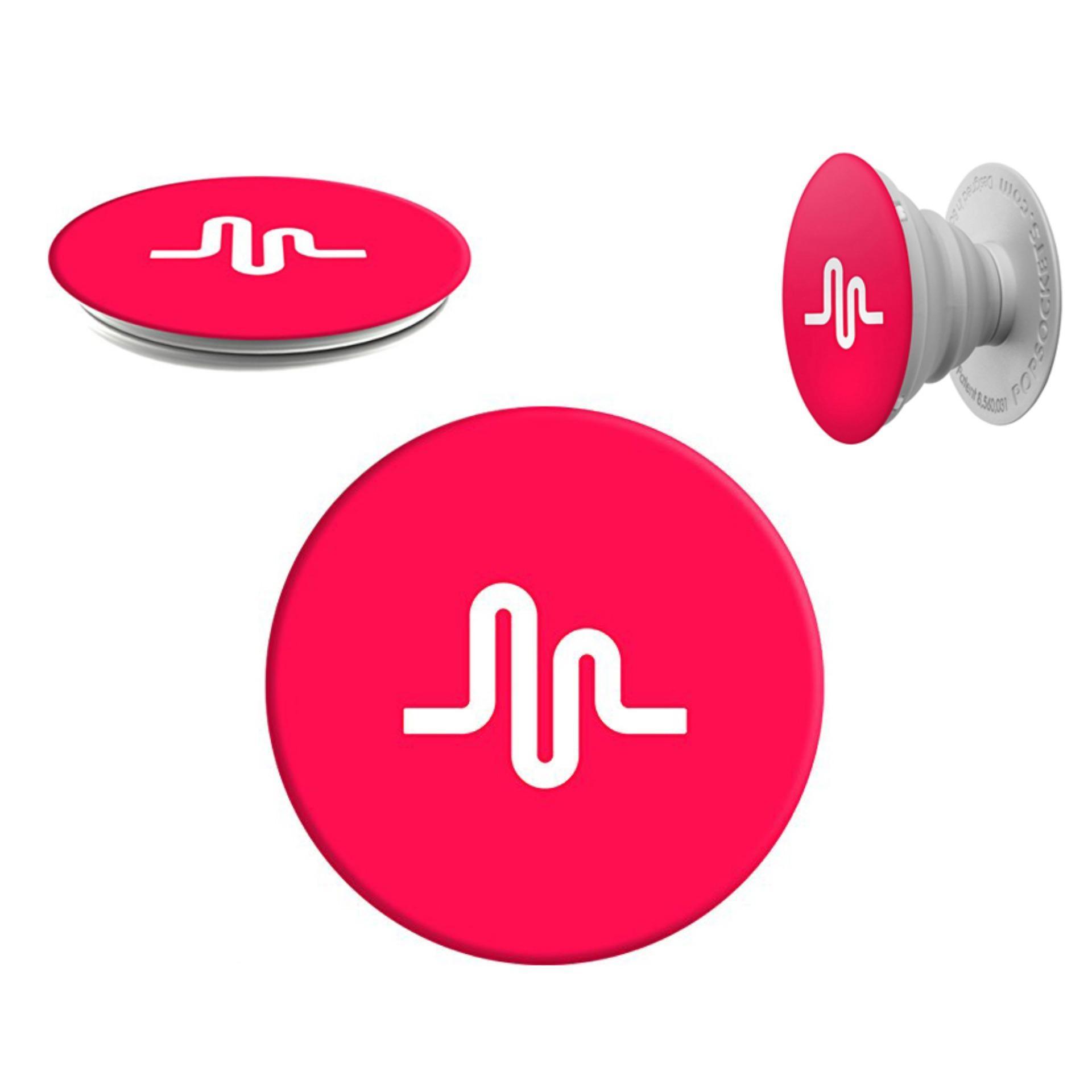 Popsocket Musically Anti Drop iRing Socket Mobile Phone Karakter Musically