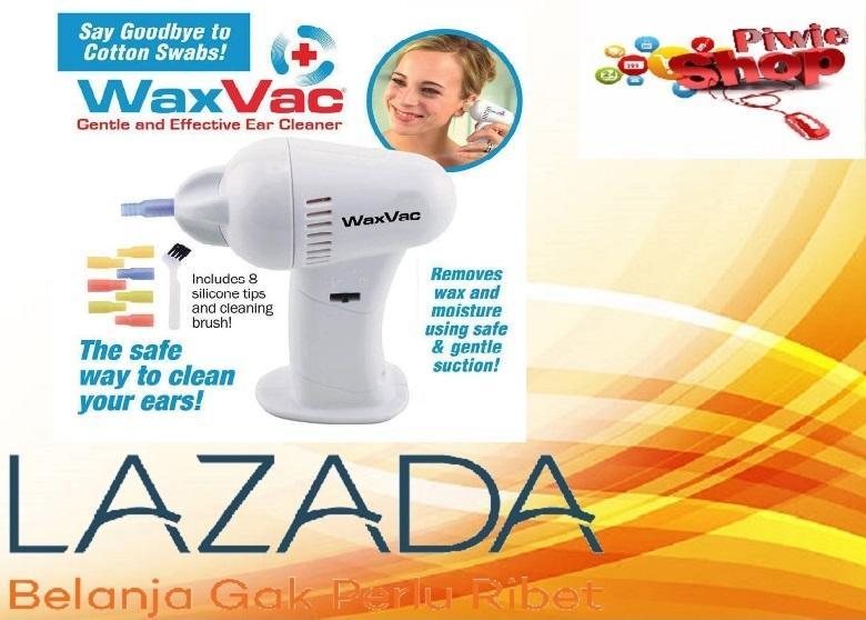 ... Alat Pembersih Kotoran Telinga Wax Vac Vacum Ear Cleaner