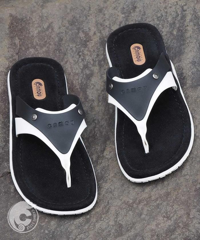 Jual  sandal murah GRADO 683 black. original grado by pakalolo Terbatas!