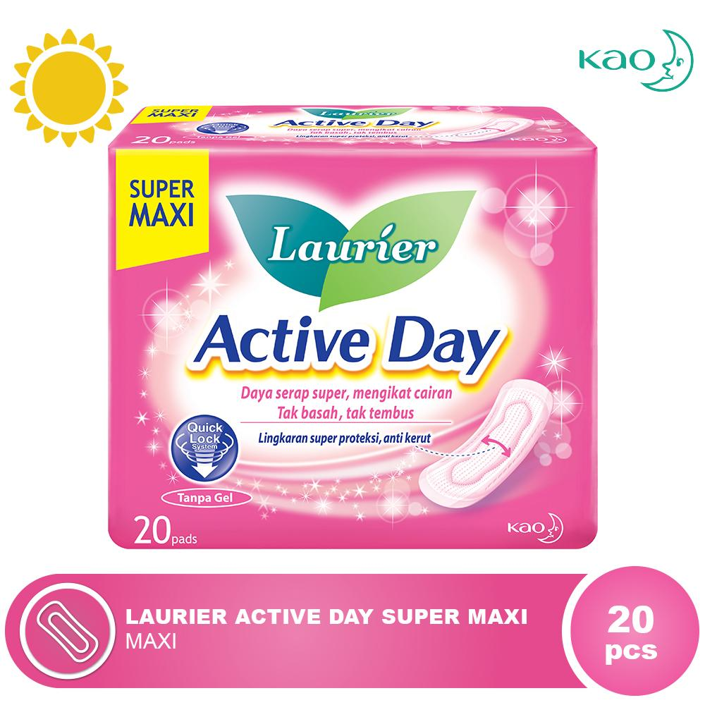LAURIER Active Day Super Maxi 20S