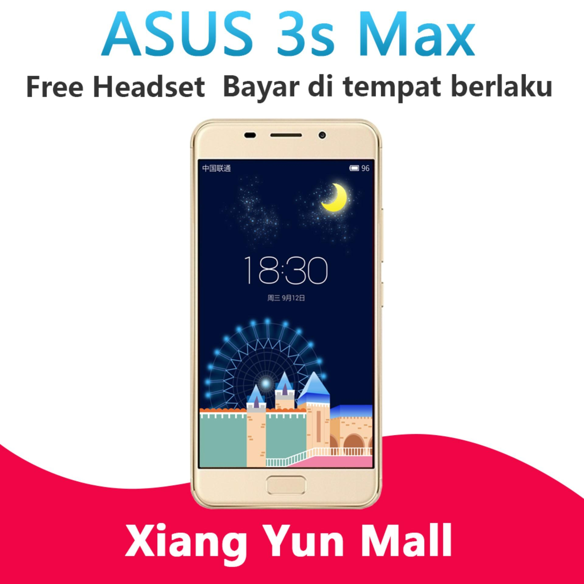 ASUS Zenfone 3s Max - 3GB/32GB ZC521TL 4GVolte 5000mAh