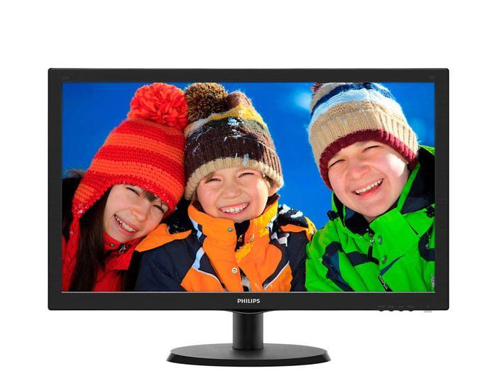 PHILIPS 223V5LHSB/70 Monitor Komputer [21.5 Inch]