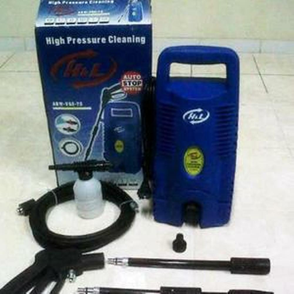 Alat Mesin Steam Cuci Motor & Mobil Jet Cleaner High Pressure ABW VGS 70
