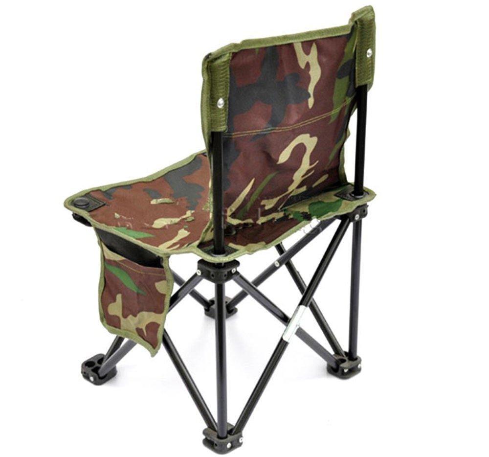 Kursi / Bangku Lipat Camping / Mancing Portable