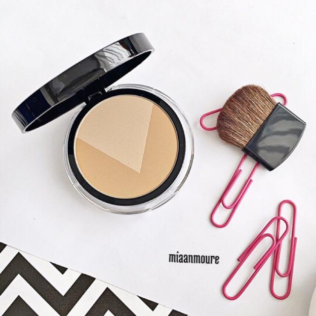 Maybelline V Face Duo Powder Contour Kit Light Medium