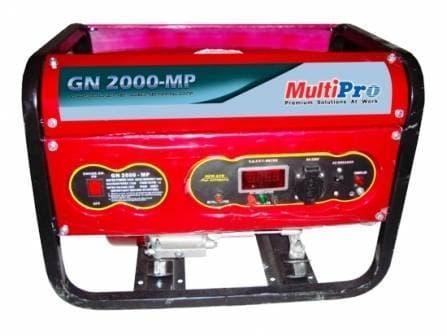Promo   Mesin Genset Bensin 1500 watt (Multipro GN 2000-MP)   Original