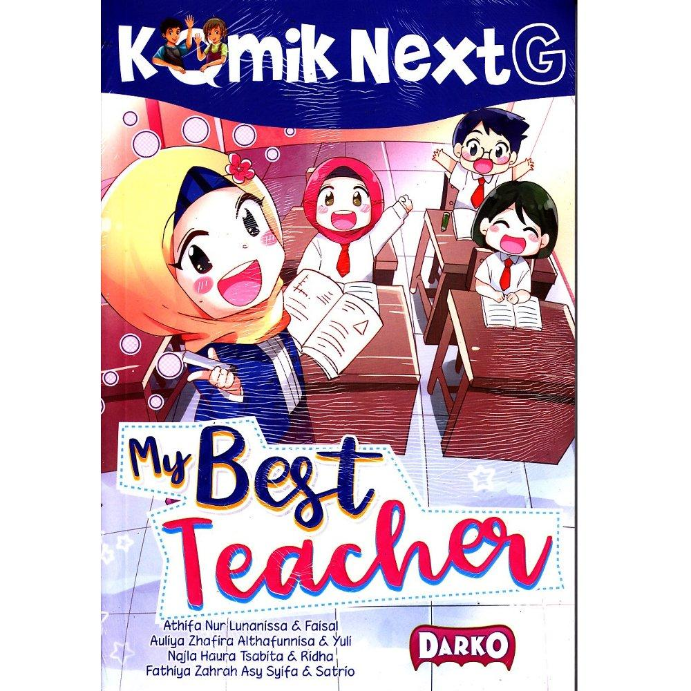 KOMIK NEXT G MY BEST TEACHER