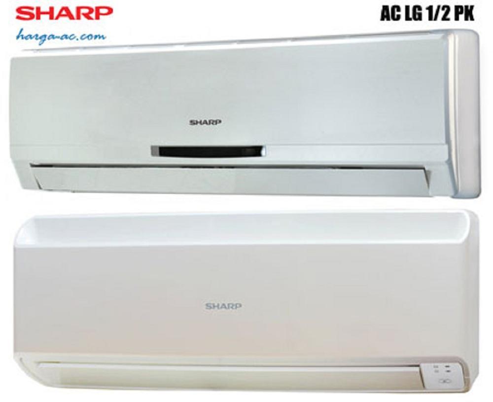 Sharp Ac 1 Pk Ah A9sey Gratis Biaya Pengiriman A5ucy Turbo Cool Series Split 2pk Semi Lowwatt 350w