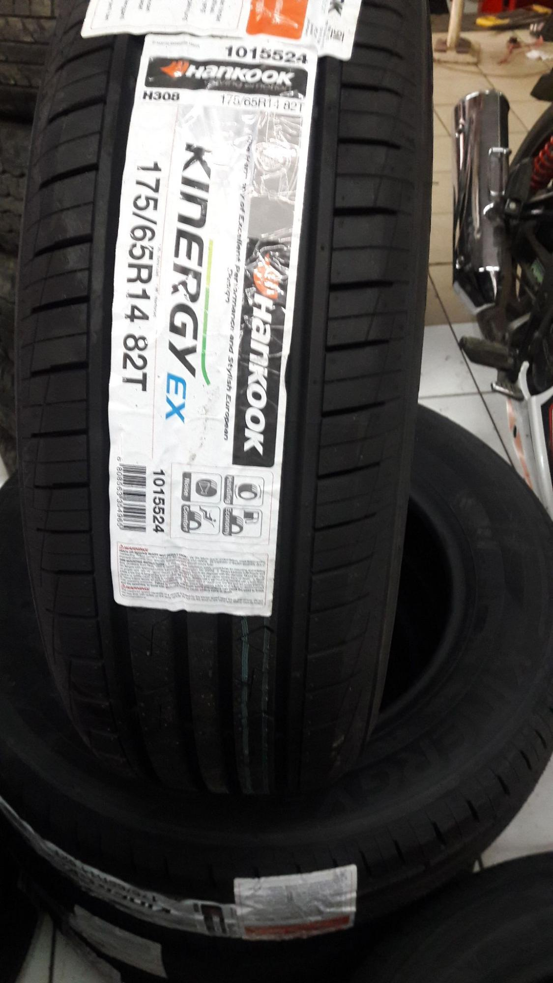 Buy Sell Cheapest Diy Roda 65 Best Quality Product Deals Ban Mobil Gt Champiro Eco 175 65r14 Vocer Termasuk Instalasi Hankook Kinergy Ex H308 R14 Oem Agya
