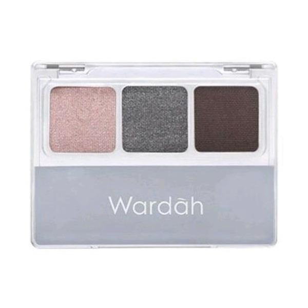 Wardah Nude Colours Eyeshadow