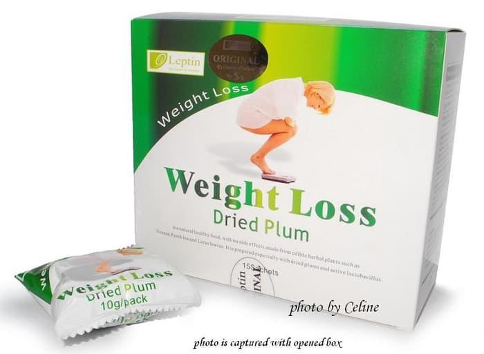 Promo: Leptin Weight Loss Dried Plum - ready stock
