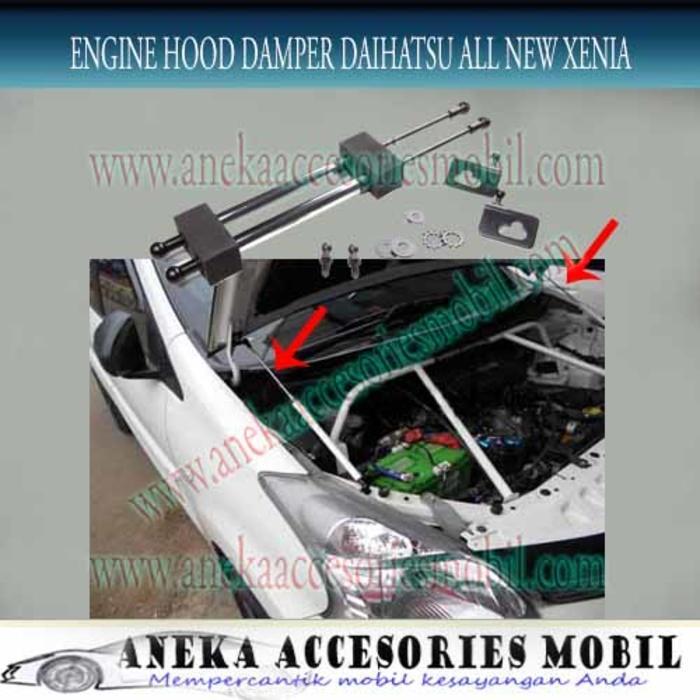 Engine Hood Damper/Bonnet Strut/Shock Kap Mesin Daihatsu All New Xenia