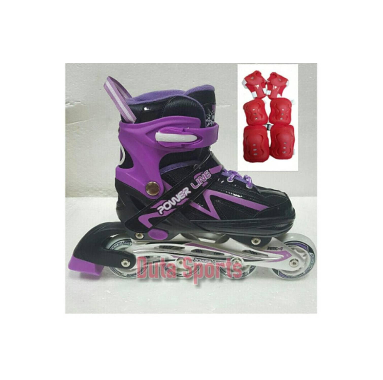 Sport Power Line Sepatu Roda Anak Biru - Daftar Harga Terbaru dan ... 1769a038fa