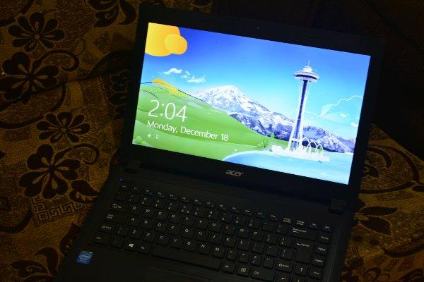 ACER ONE 14 Z1401-C9UE slim