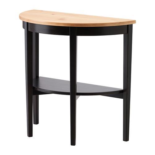 PROMO!! IKEA ARKELSTORP Meja jendela, kayu pinus solid, hitam MURAH /  BUBBLE 3 LAPIS / ORIGINAL / IKEA ORIGINAL