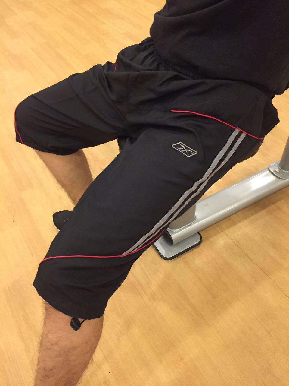 Celana Panjang Pendek Olahraga Pria Strit Leging Longpants Manset