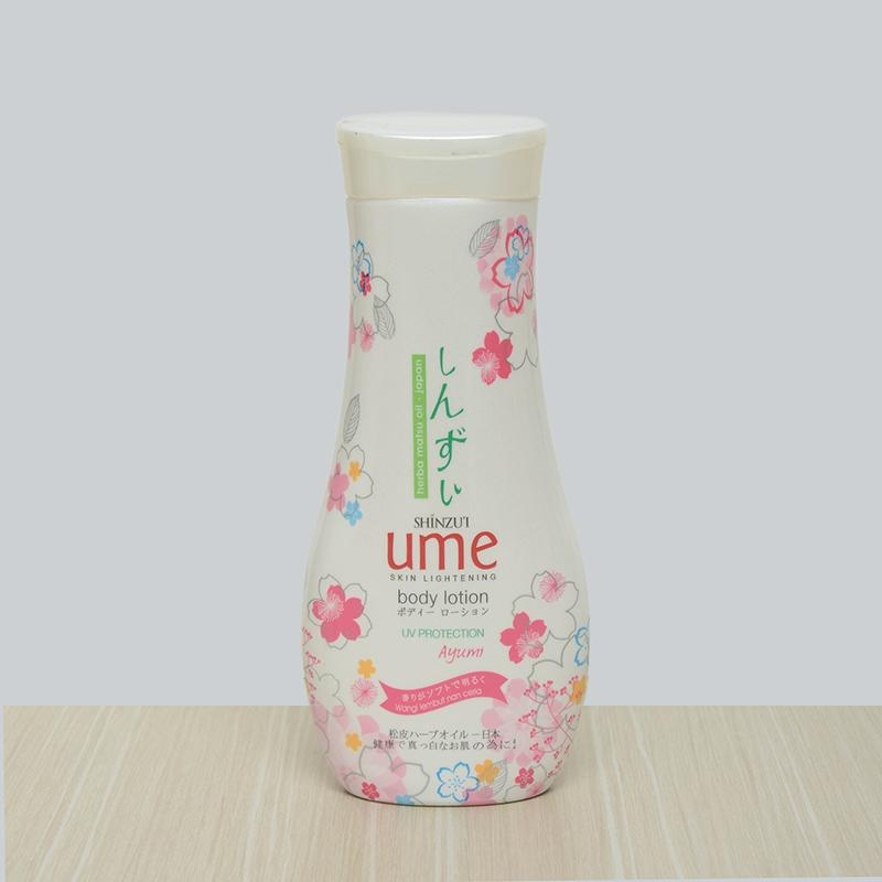 SHINZUI Body Lotion Ayumi 210ml