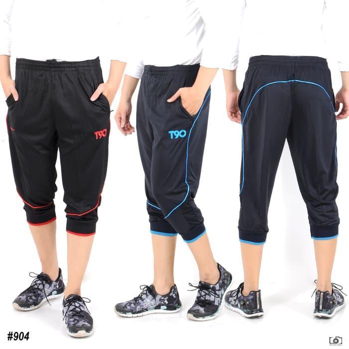 Celana Training Running Gym Jogger Nike 7/8 #904