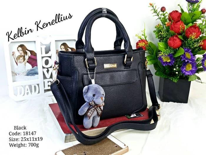 Produk Baru - Fashion Bag Kelbin Kenellius Teddy 18147 A - ready stock