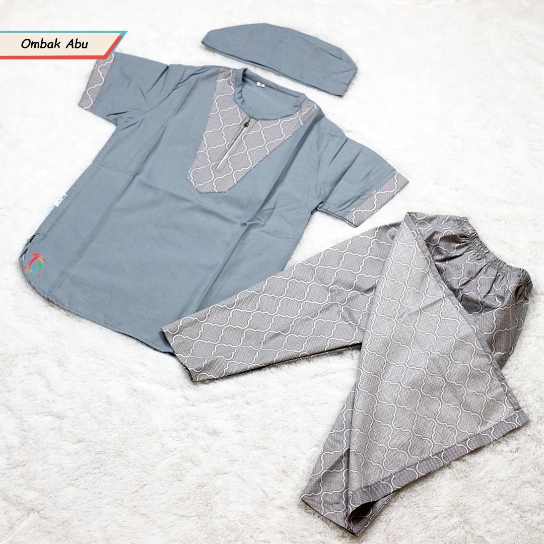 Buy Sell Cheapest Sarkoci Anak Size Best Quality Product Deals Baby Usia 1 Tahun Ombak Abu 3 10 Murah Meriah