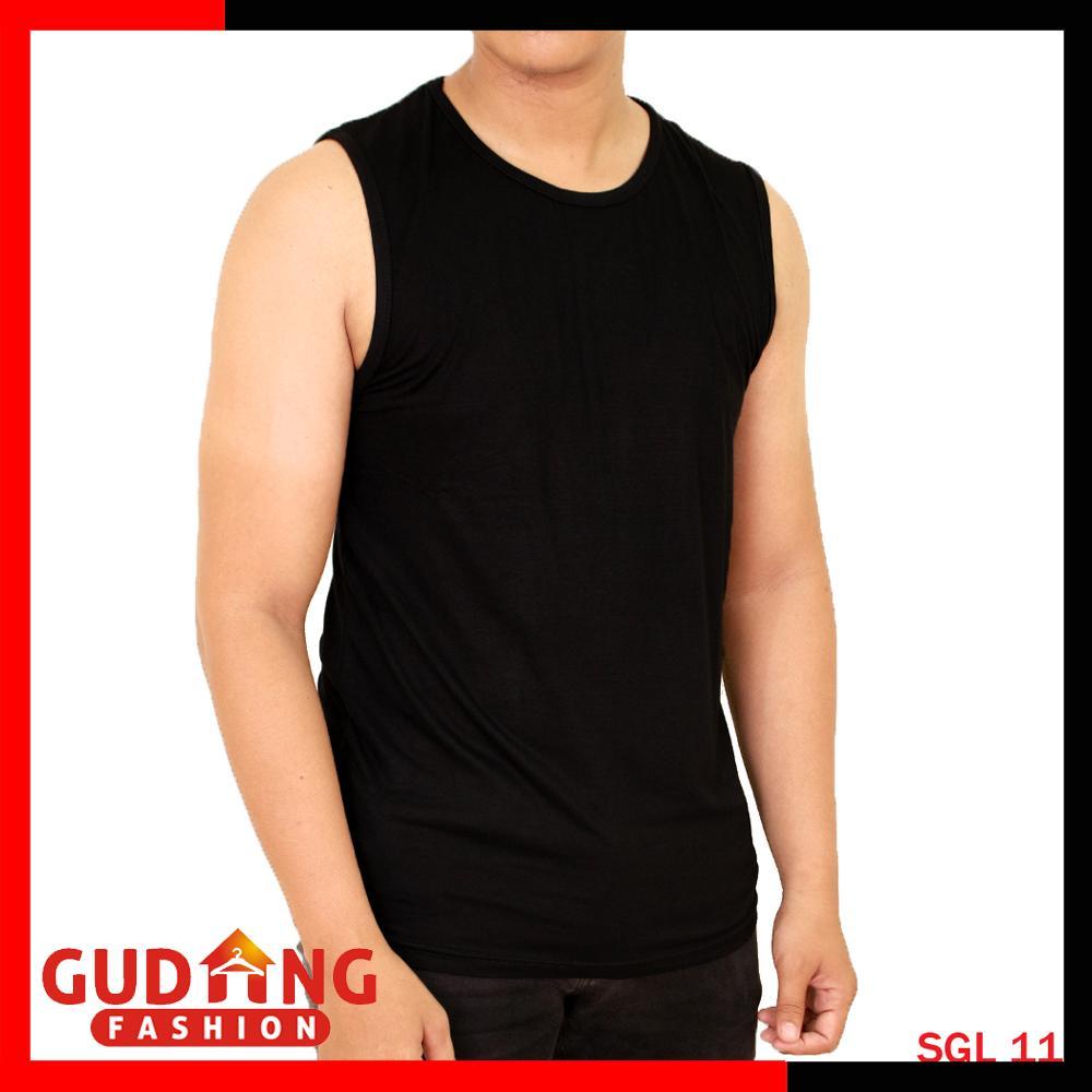 Gudang Fashion - Kaos Singlet Pria Keren - Banyak Pilihan e836c895e6