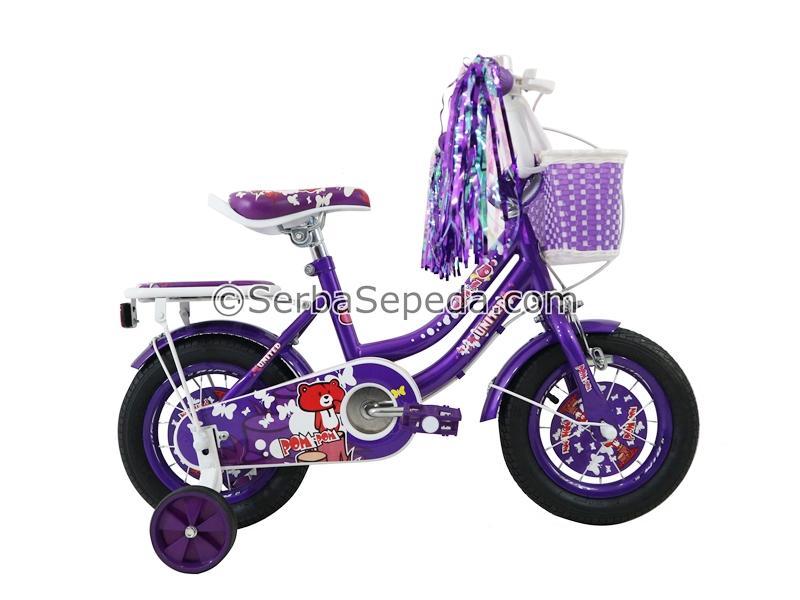 United Sepeda Anak 12