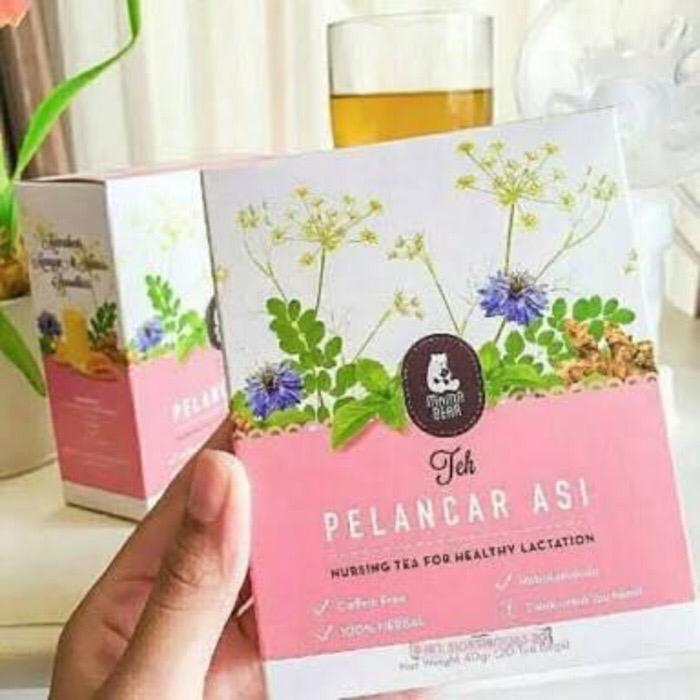 Mama Bear Asi Booster Tea Celup- Teh Pelancar Asi - 1pc