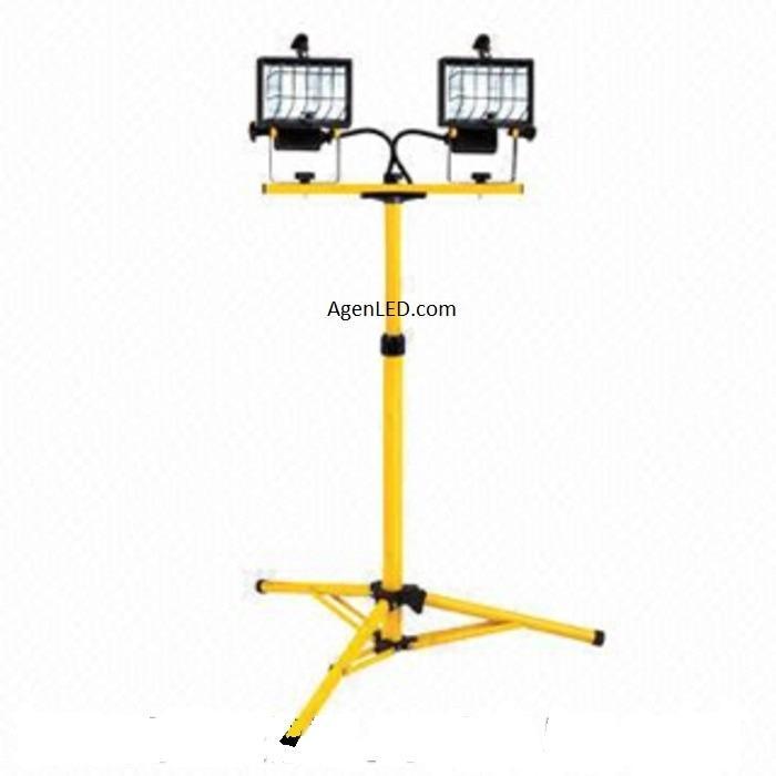 Tripod lampu / Tiang lampu sorot LED Harga Promo