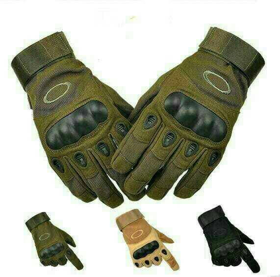 Sarung Tangan Army Tactical Oakley full motor bikers