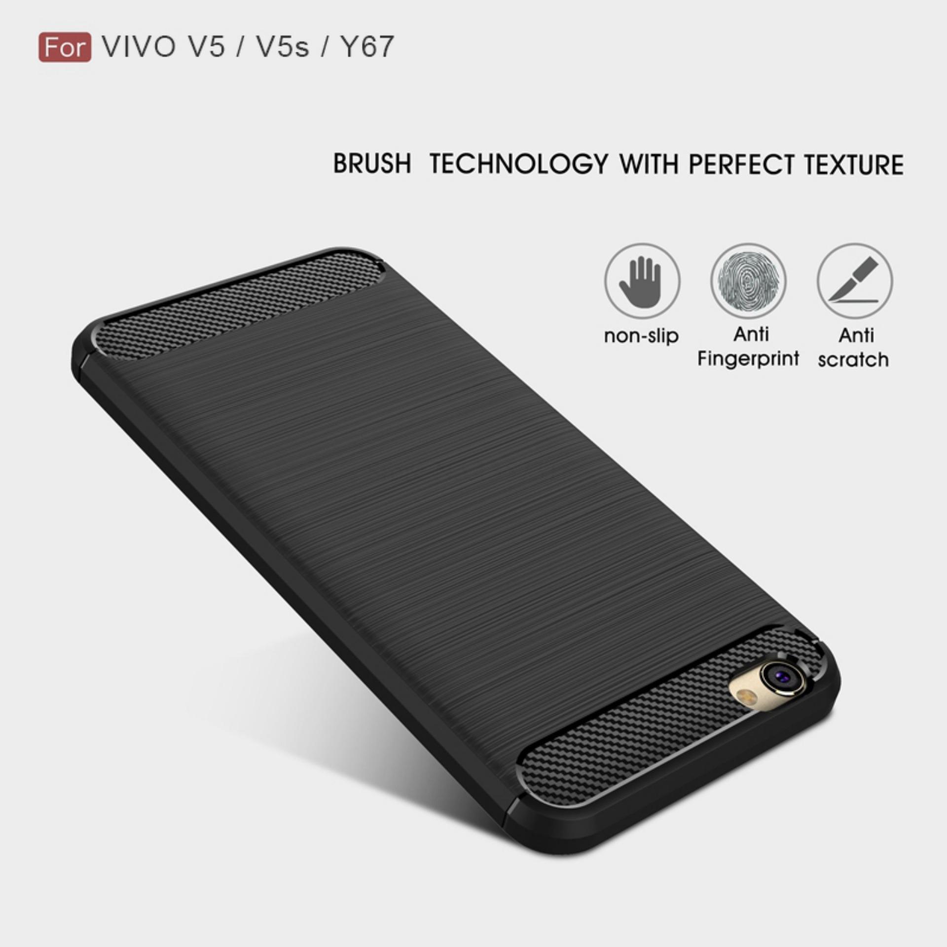 Harga Terbaru Intristore Fashion Printing Phone Case Vivo V5/V5S/V5LITE - 112.