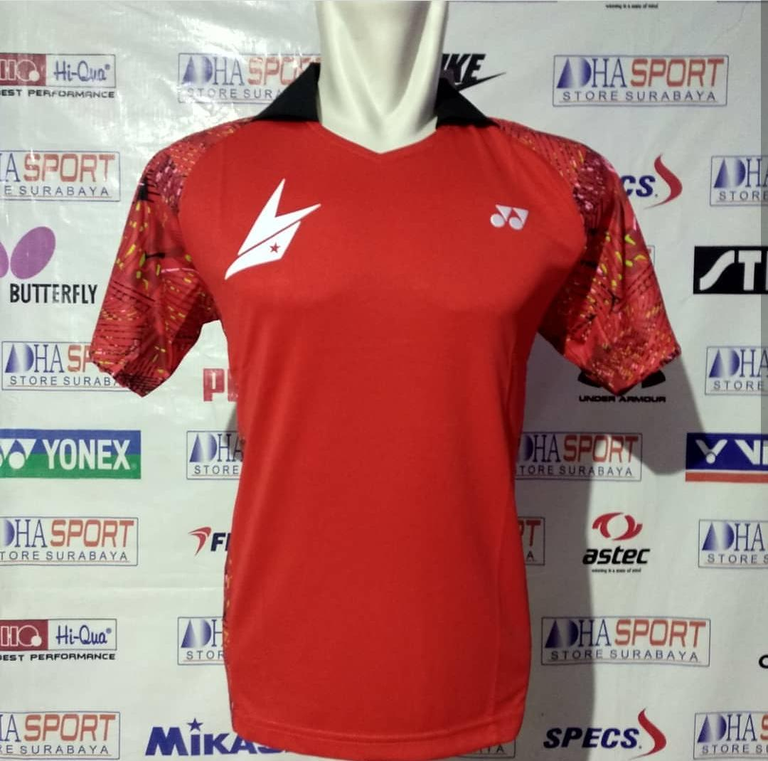 Kaos Baju Badminton Yonex 240 Jersey Bulutangkis Murah Promo Diskon Adha Sport