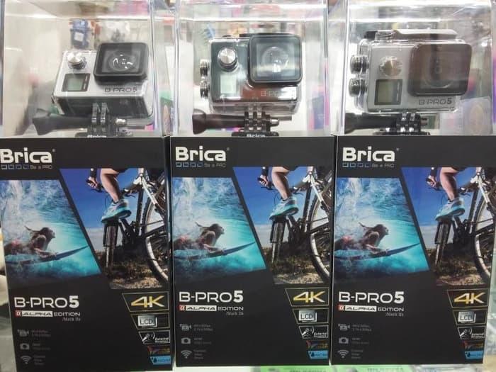 Paket kamera Brica B-Pro5 Alpha Edition