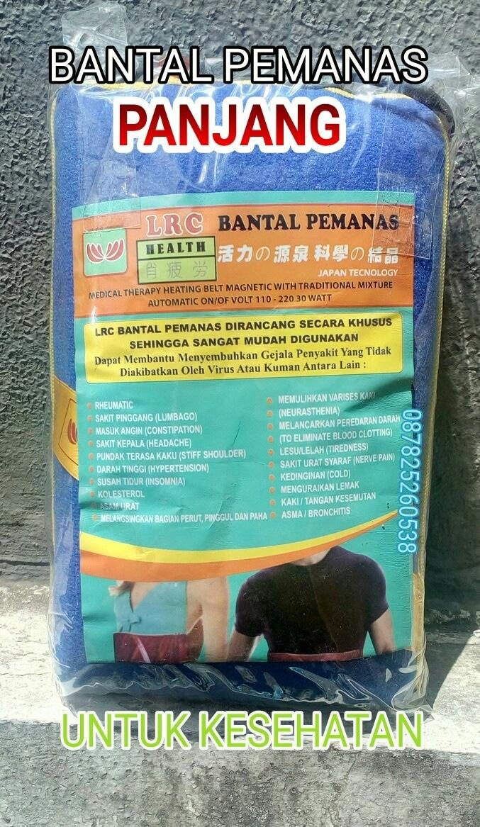 Buy Sell Cheapest Bantal Panas Pemanas Best Quality Product Deals Pasir Terapi Kesehatan Sabuk Listrik Panjang