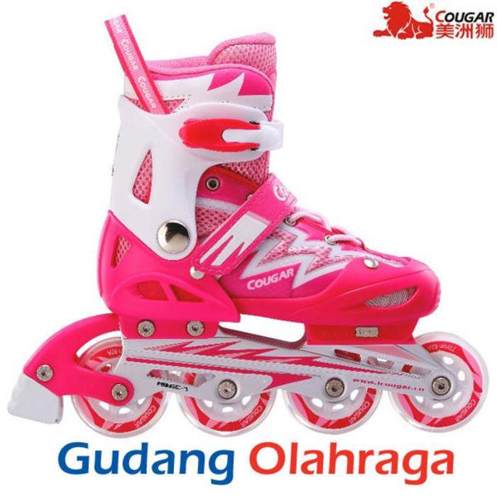 Cougar Sepatu Roda Inline Skate Mzs835l Hitam Silver - Update Daftar ... bb462097b7