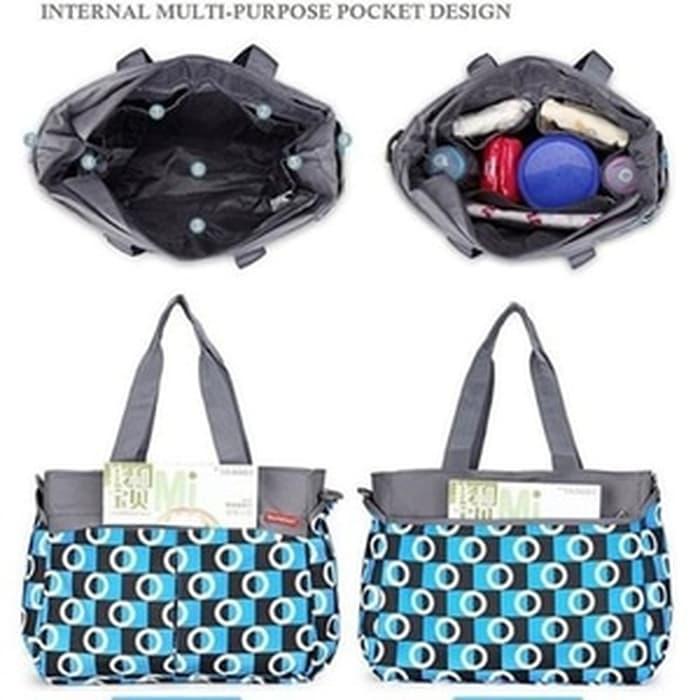 PROMO ins10098/tas mama/tas perlengkapan bayi/tas carter/tas perlengkapanan TERLARIS