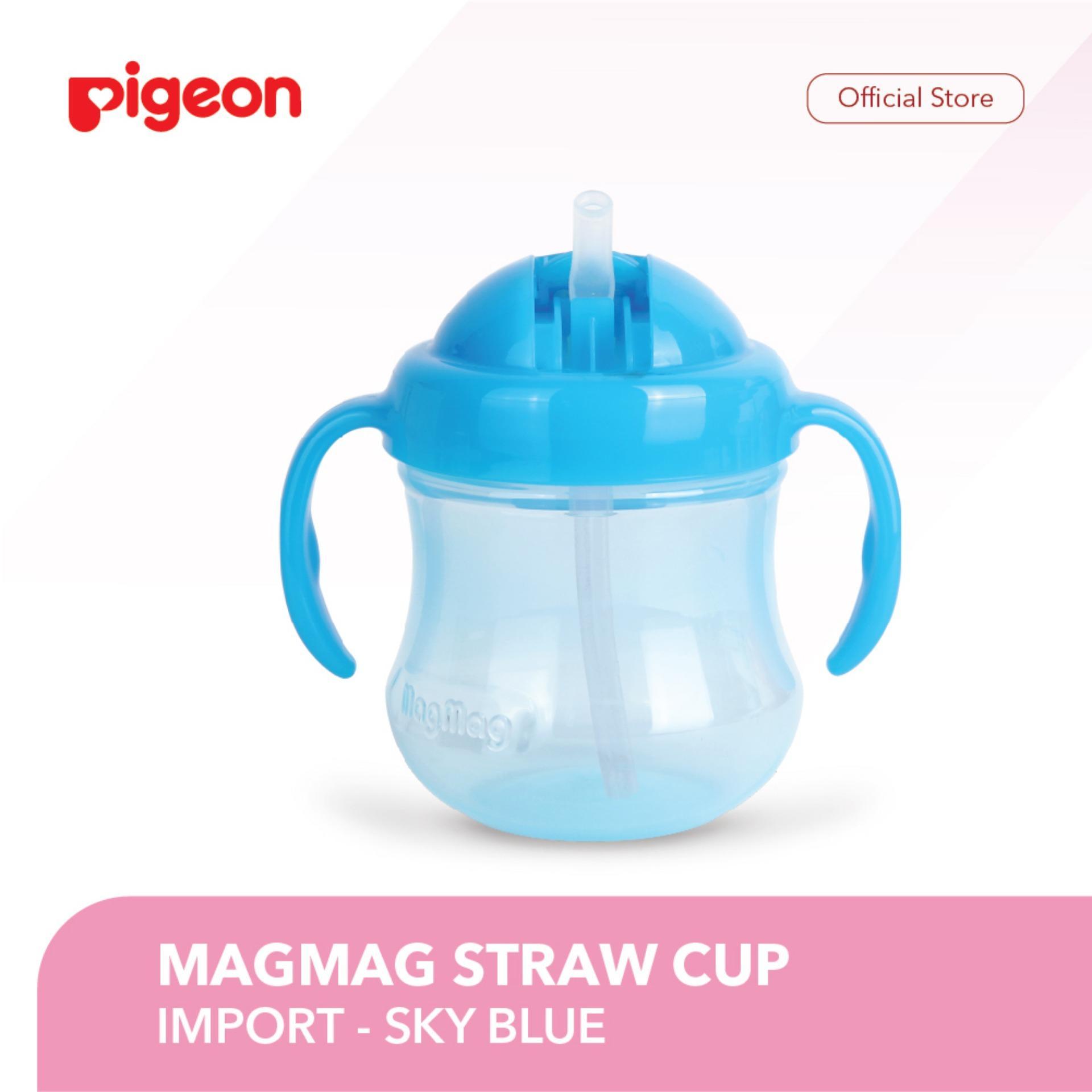Home · Pigeon Petite Straw Bottle 150ml Biru Pigeon Training Cups; Page - 4.