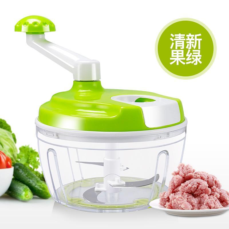 Terus Multifungsi Sayur Cincang Sentuhan Sentuhan Sayuran Isian Pangsit Artefak Aduk Bawang Putih Aduk Manual Alat Pemotong Sayur Rumah Tangga Penggilling Daging By Koleksi Taobao.
