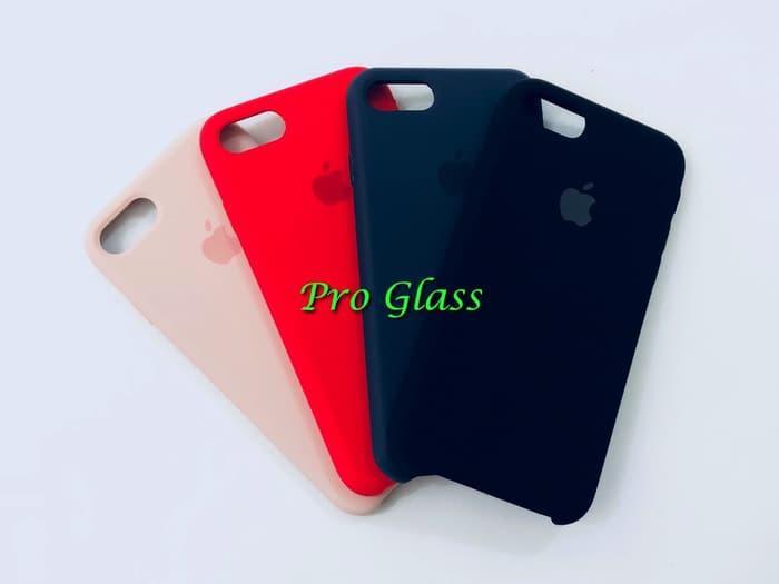 C201 Iphone 6 / 6s / 6 PLUS / 6S PLUS Original Apple Silicon Leather Case Premium Silicone