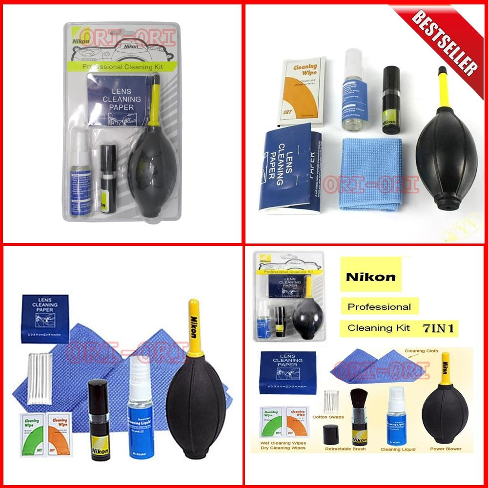 Nikon Optical Cleaning Kit / Cleaning Kit Camera Nikon / Pembersih Lensa Camera Nikon [ ori-ori ]