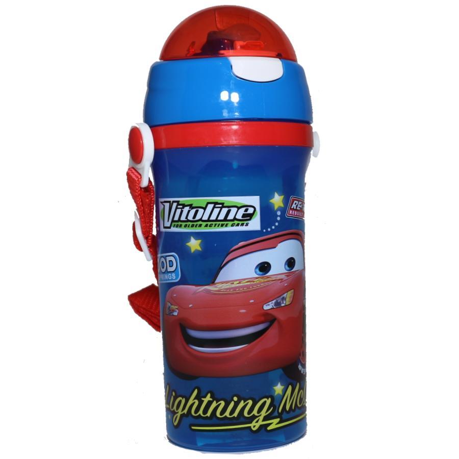 Aksesoris Anak Botol Minuman Minum Sekolah Tk 400 Ml Karakter Cars