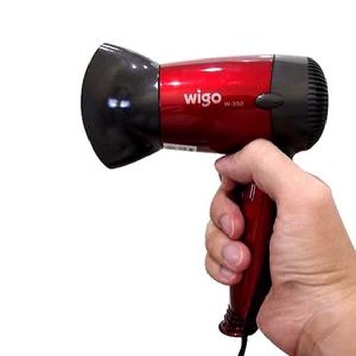 HAIR DRYER WIGO MINI W-350 FOLDABLE HAIRDRYER W350
